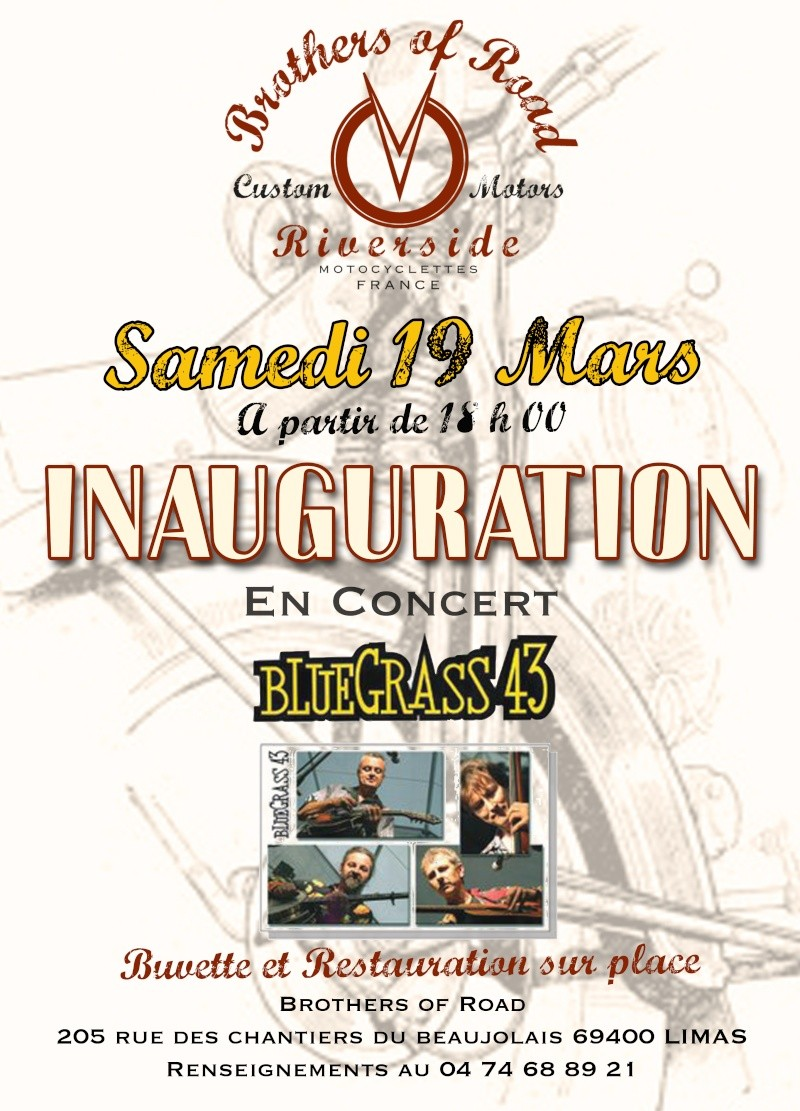 Concert chez Brothers Of Road (69) le 19/03 Affich10
