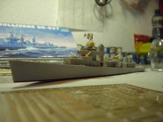 USS THE SULLIVANS 1/350 Pict8223