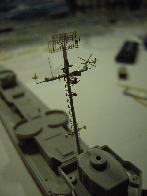 USS THE SULLIVANS 1/350 Pict8314