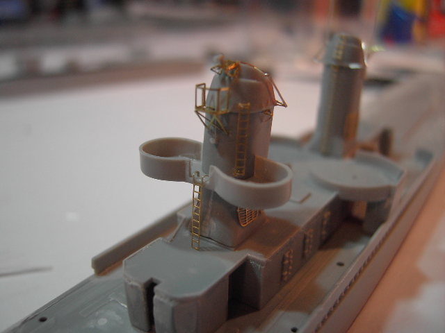 USS THE SULLIVANS 1/350 Pict8318