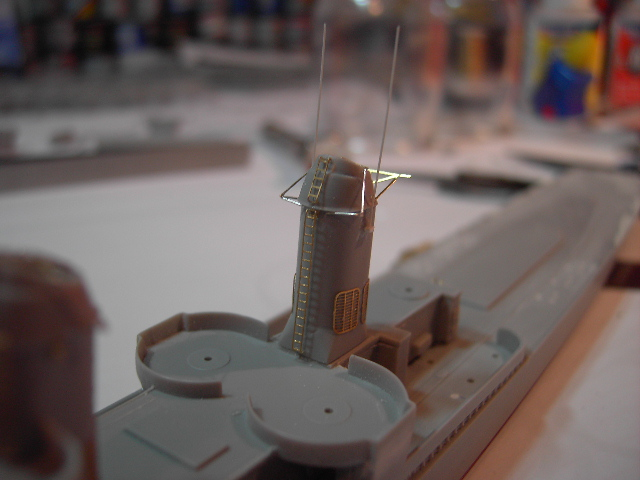 USS THE SULLIVANS 1/350 Pict8319