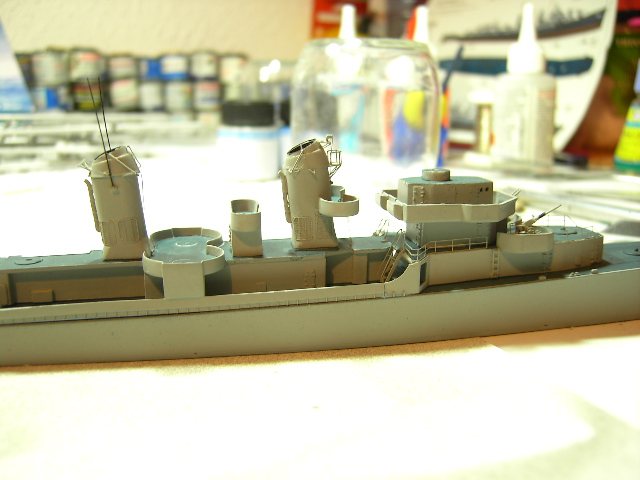 USS THE SULLIVANS 1/350 Pict8322