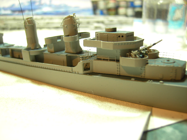 USS THE SULLIVANS 1/350 Pict8323