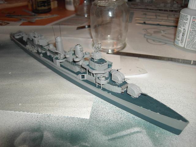 USS THE SULLIVANS 1/350 - Page 2 Pict8416