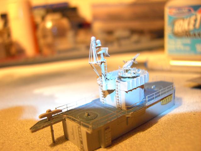 USS THE SULLIVANS 1/350 - Page 2 Pict8420