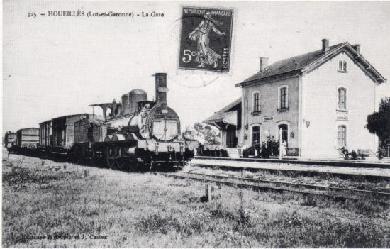 Pk 348,5 : Gare de Lempaut (81) Landes11