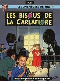 Détournements de BD Tintin Tintin12