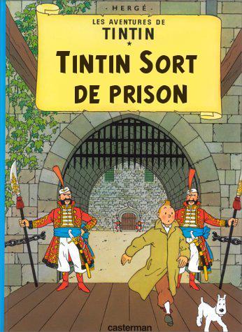 Détournements de BD Tintin Tintin13