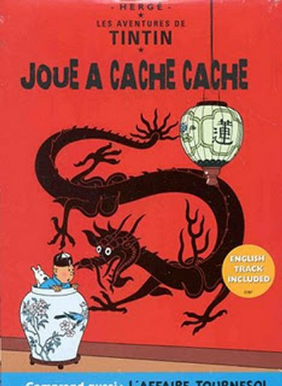 Détournements de BD Tintin Tintin20