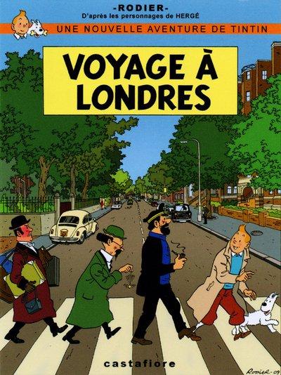 Détournements de BD Tintin Tintin21