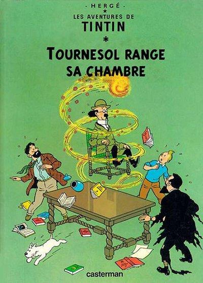Détournements de BD Tintin Tintin23