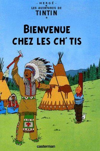 Détournements de BD Tintin Tintin25