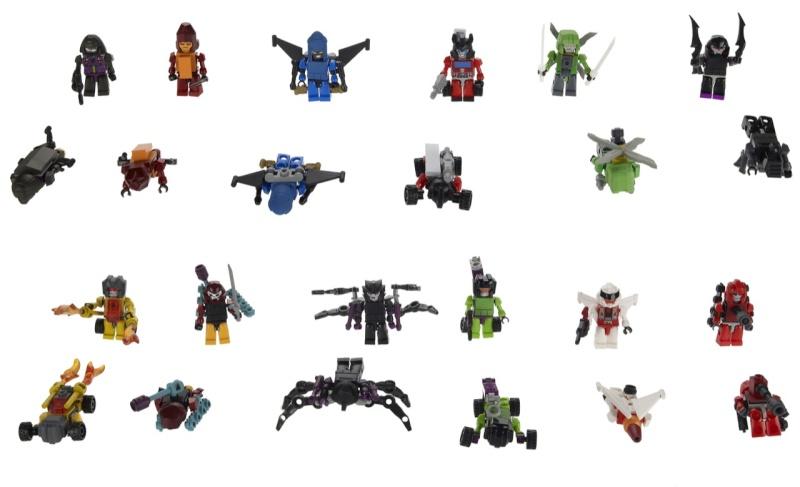 Jouets Transformers ― Robot Heroes, Bot Shots, Hero Mashers, Kre-O, ConstructBots, Q-Transformers & BotBots - Page 8 Kre-o-13