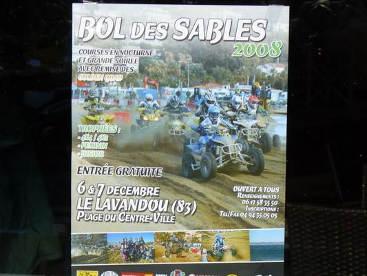 Le Live du Beachcross du Lavandou a commencé...... Bol10