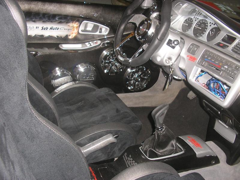HONDA CIVIC SEB AUTO DE MIKE 59 Interi34