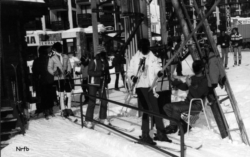 [Tignes] Photos d'archives des remontées mécaniques - Page 4 Claret11