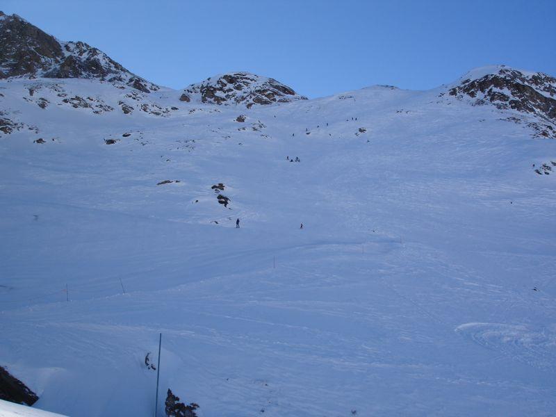 [Val d'Isère] Données sur les pistes Dsc02712