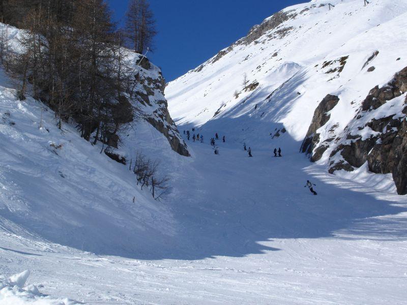 [Val d'Isère] Données sur les pistes Dsc02916