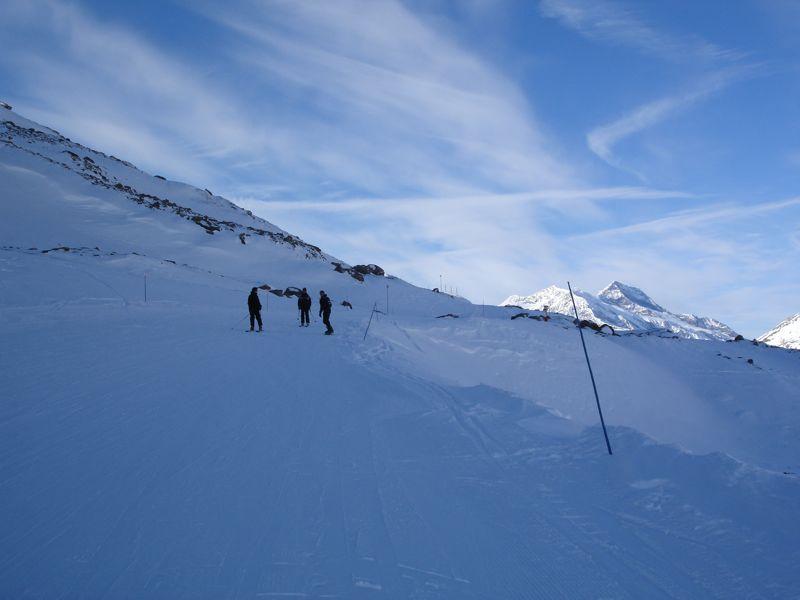 [Val d'Isère] Données sur les pistes Dsc02918