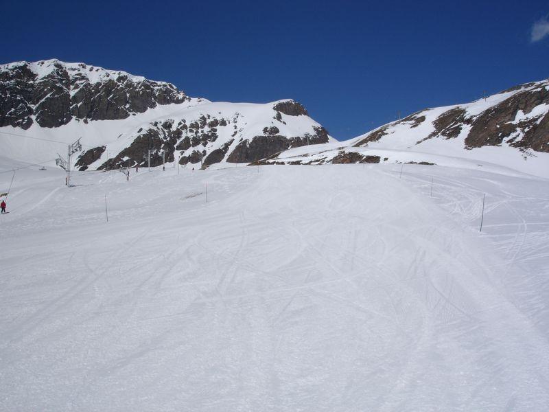 [Val d'Isère] Données sur les pistes Dsc03013