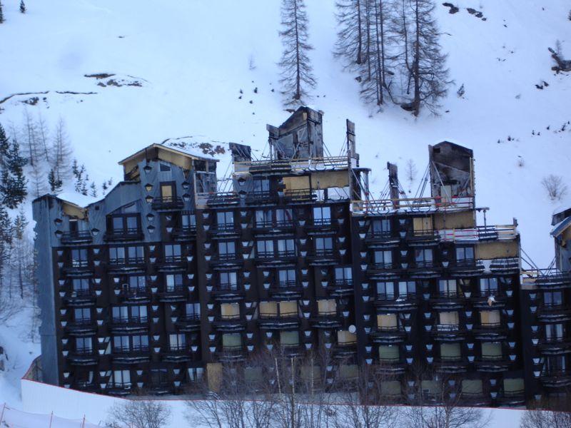 [ValIsère]Incendie à Val d'Isère Dsc03726