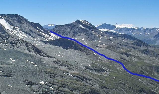 Val d'isère : Les gorges de Malpasset Sansti11
