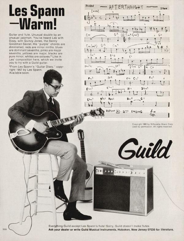 Les Spann Guild-10