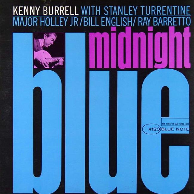 Kenny Burrell Kenny-11