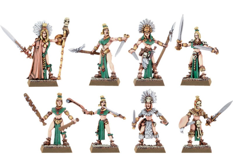 [Reference] Official Citadel Miniatures for Mordheim Amazon10