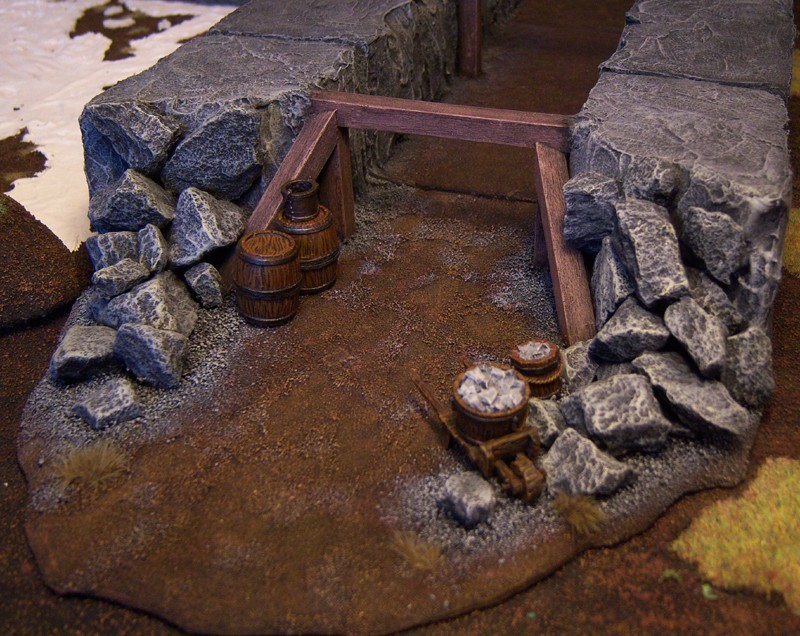 Cathayan Borderlands scenery (WIP+Completed) - Page 6 Tunnel11