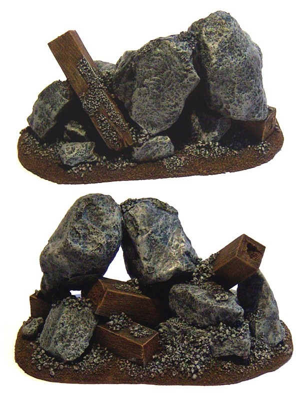 Cathayan Borderlands scenery (WIP+Completed) - Page 6 Tunnel15