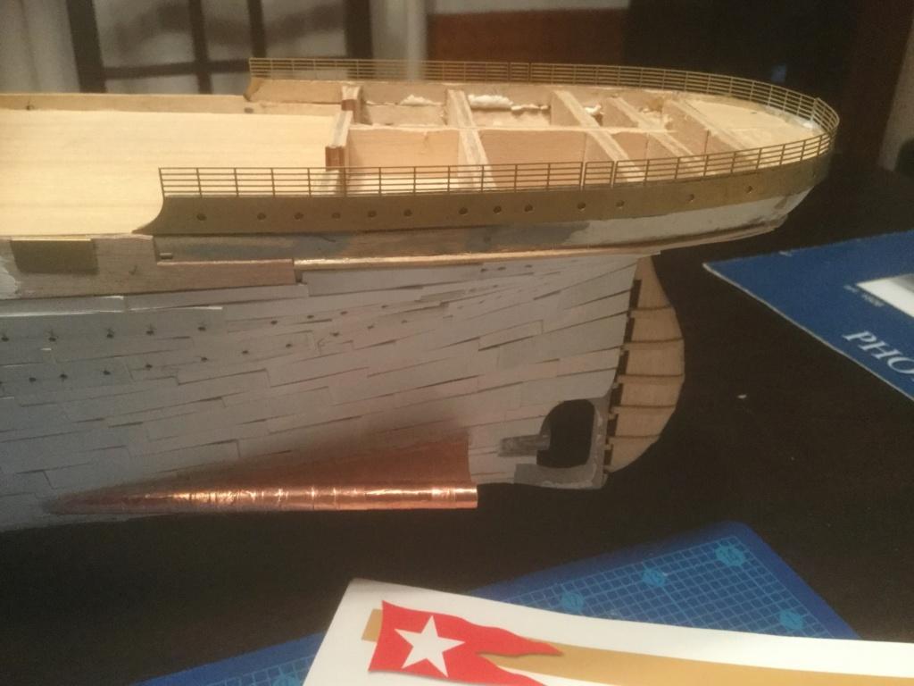 Construction  TITANIC 1/250 de Chez Amati - Page 20 C20b1210
