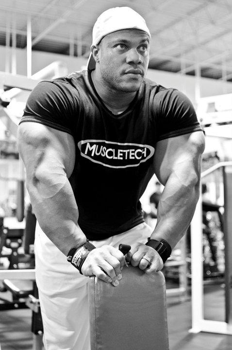 Nouvelles photos de Phil Heat pour Muscletech 16867110