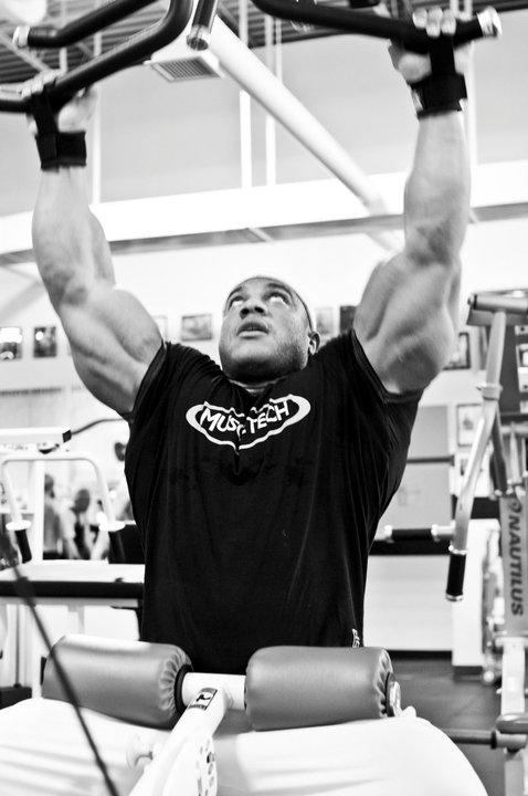 Nouvelles photos de Phil Heat pour Muscletech 16892910
