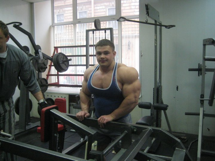 Alexei Lesukov en route pour l'Arnold Amateur 18038310