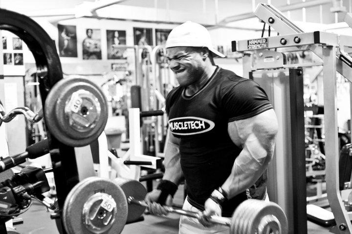 Nouvelles photos de Phil Heat pour Muscletech 18038312