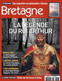 Bretagne magazine spécial légende arthurienne Couver10