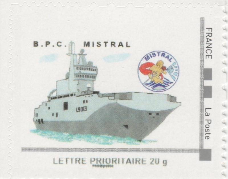 Mistral B.P.C. L9013 00811