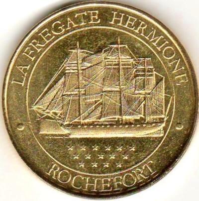 Rochefort-sur-Mer (17300)  [Hermione] Fregat10