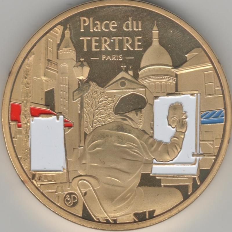 Souvenirs et Patrimoine 40mm  Paris_13