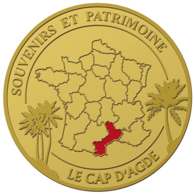 Souvenirs et Patrimoine 34mm  Sans-t12