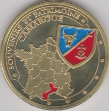 Souvenirs et Patrimoine 40mm  Svp34m11