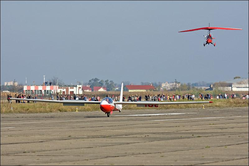 Miting aviatic Satu-Mare - 19 octombrie 2008 Img_5412