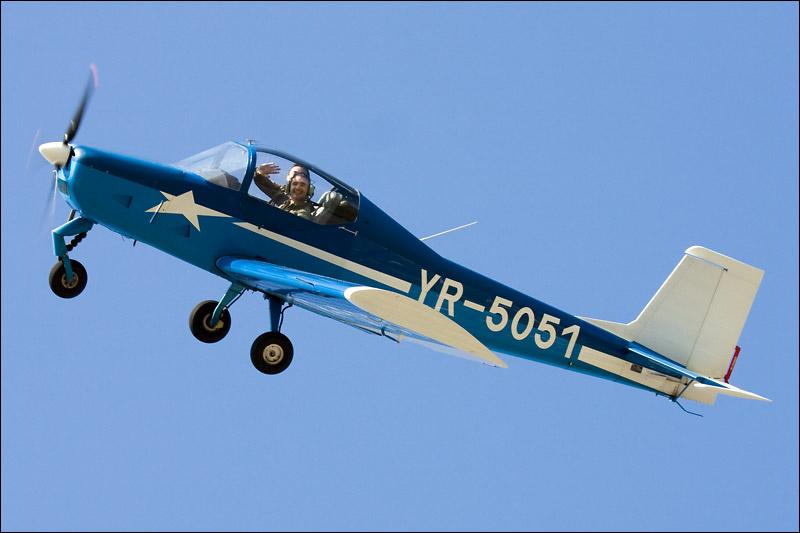 Miting aviatic Satu-Mare - 19 octombrie 2008 Img_5813