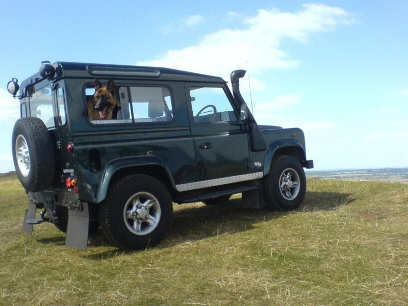 land rover 90td5 2002 48,000 20919010