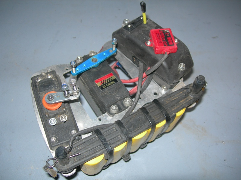 Le Baja 4WD de liouche - Page 7 Dscn3839