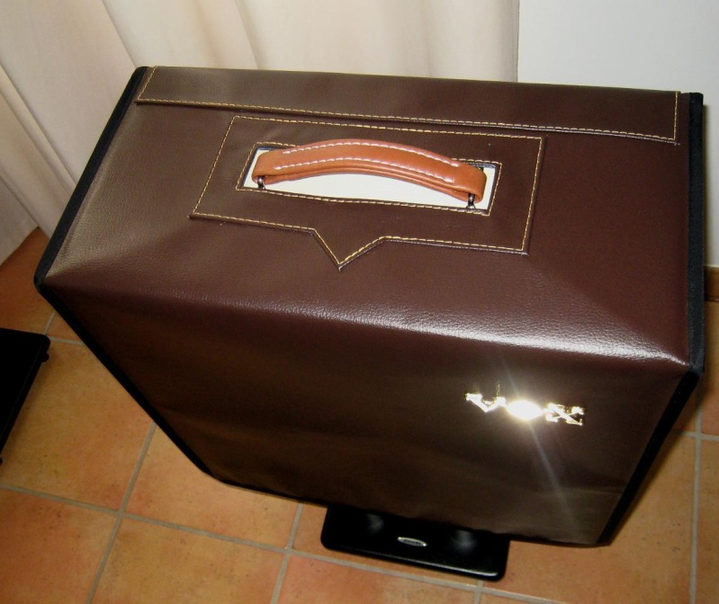 Vox AC 15 H1 TV Heritage Collection - 50th Anniversary Covera10