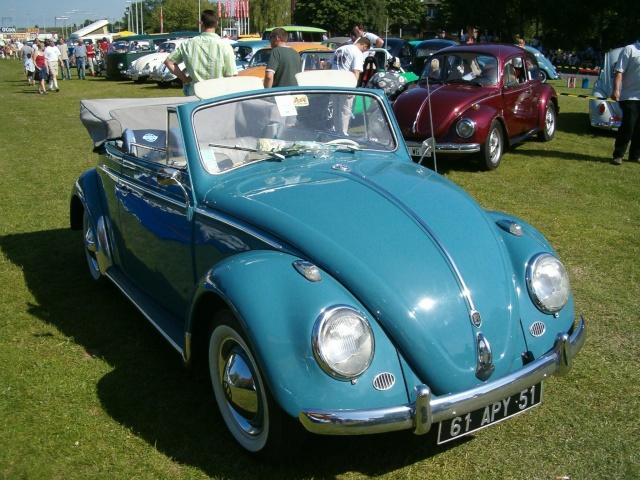 Cabriolet Golf Blue 1961 Hpim3211