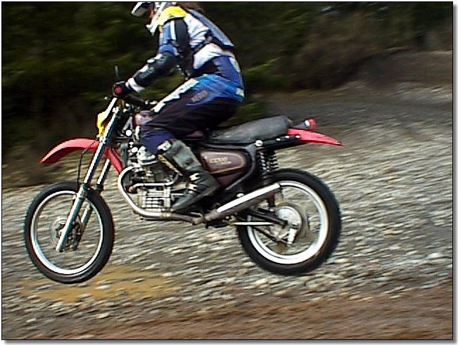 HONDA CX500 PAS MOCHE... Cx210
