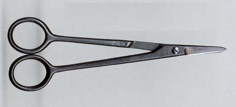 Herramientas para trabajos en bonsai Tijera17
